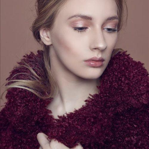 Makeup for beauty fashion shoot - Autumn 1