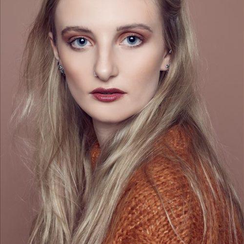 Makeup for beauty fashion shoot - Autumn 3