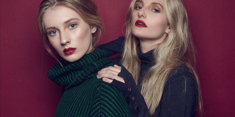 Makeup for beauty fashion shoot - Autumn 2